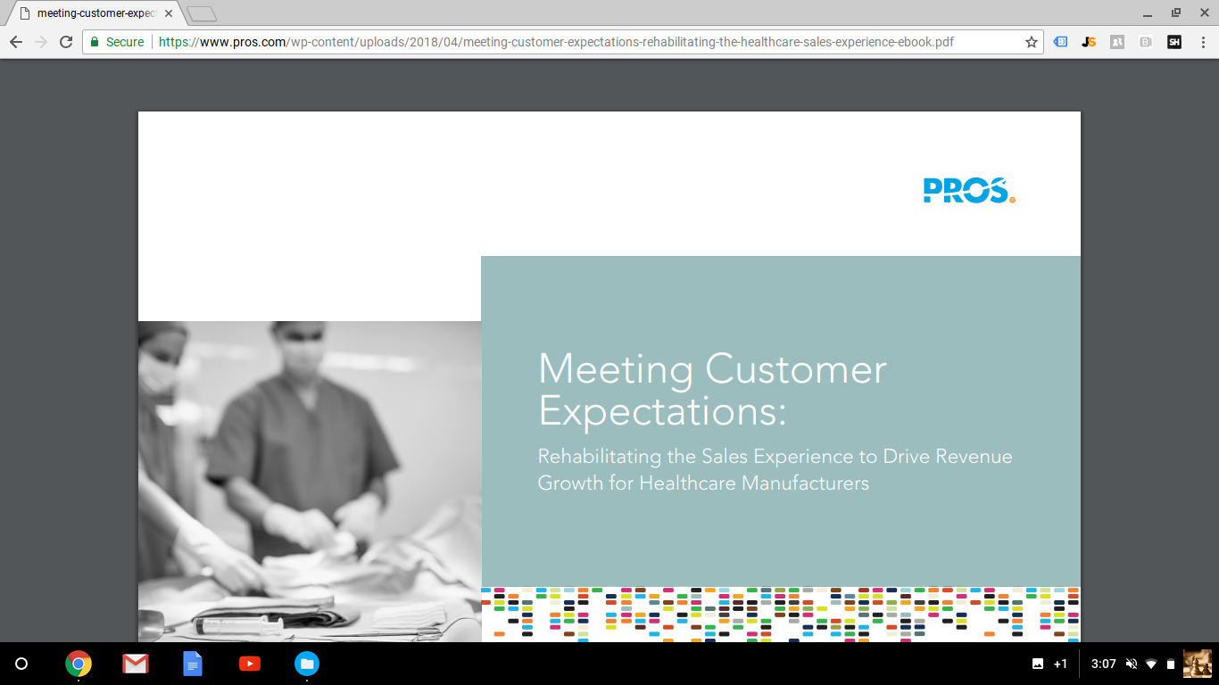Whitepaper: Meeting Customer Expectations